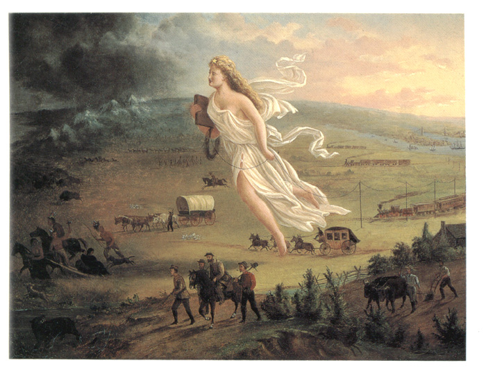manifest destiny thinglink manifest destiny