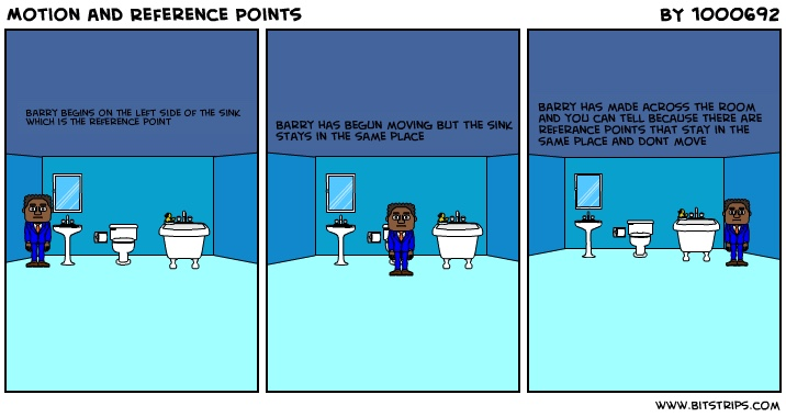 Reference Point Definition Science