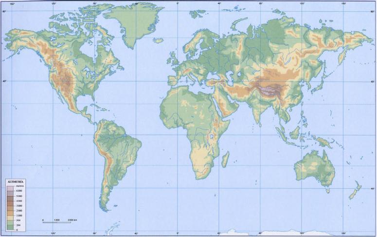 mapa mundi  ThingLink