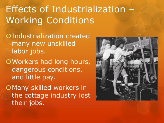 negative effects of rapid industrialization in the philippines