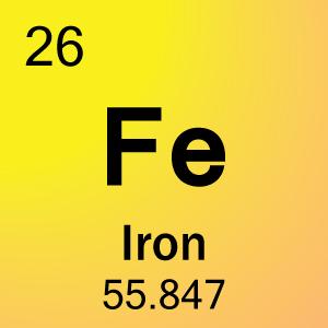Atomic number 26atomic mass 55845symbol feperiod thinglink urtaz Images