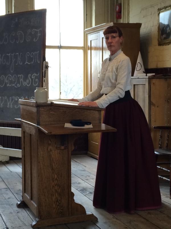 Dionne Victorian classroom