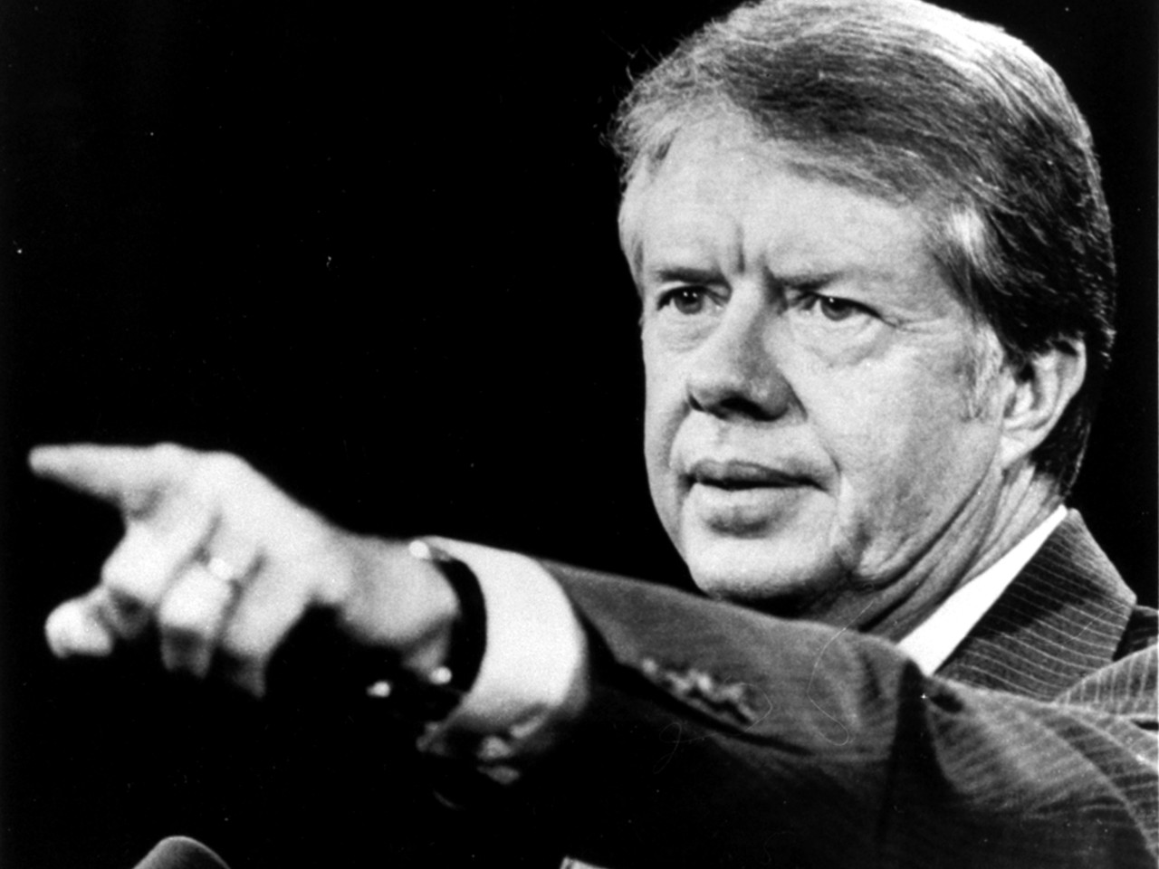 Jimmy Carter Upstander Brendan Bossany