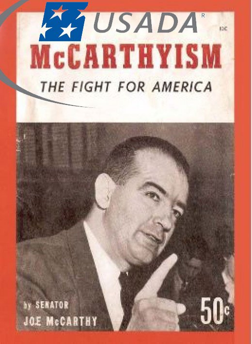 mccarthyism and how the society could have stopped the beliefs of joseph mccarthy When joseph mccarthy announced the contents of his blacklist in 1950 people started accusing others of being communist just like in salem 1692 this did not stop mccarthy though.