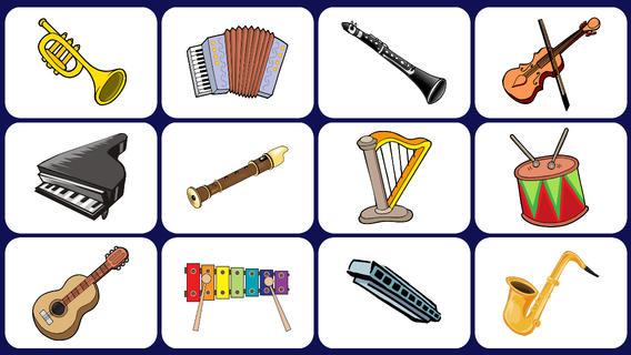 f3eb6aafa0fb Algunos Instrumentos Musicales