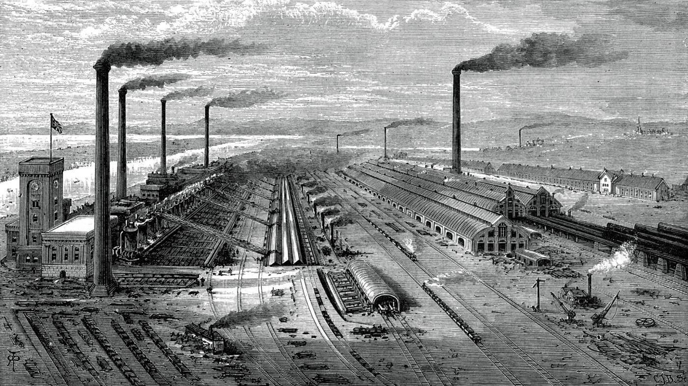 history of the american and the industrial revolutions Find and save ideas about american industrial revolution on pinterest | see more ideas about industrial revolution history, industrial revolution and history of industrial revolution.
