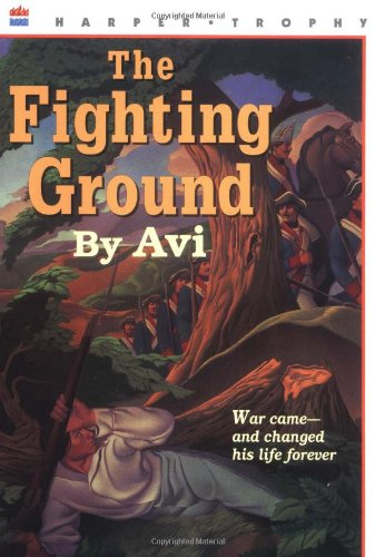the fighting ground book report