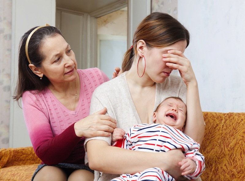 смоиреть домашние фото молодых мам