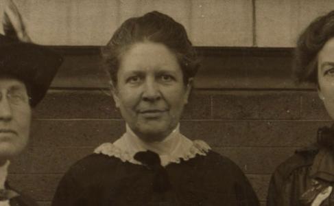 Florence Kelley, 1859-1932, Labor Reformer.
