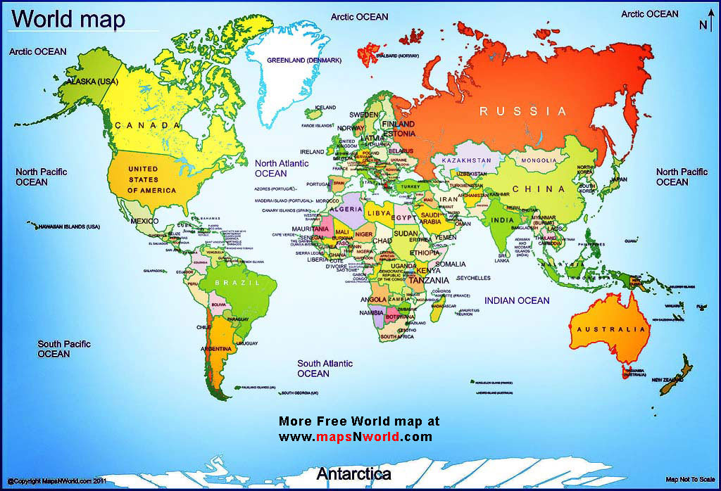 Photos World Map.World Map Of Book Award Lists