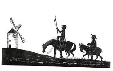 Don Quijote de la mancha por: Inés y Manuel - ThingLink