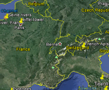 France\'s physical features