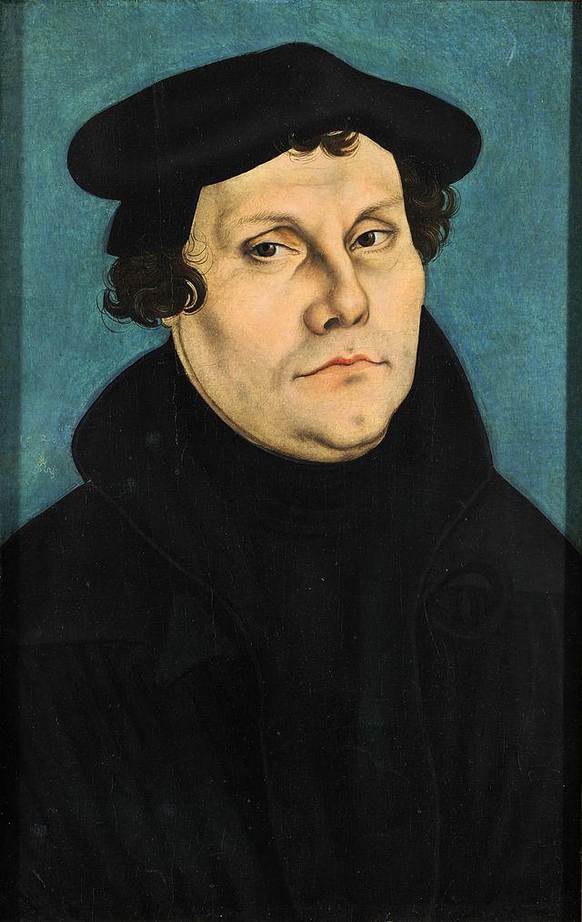 erstelle einen lebenslauf fr martin luther - Martin Luther Lebenslauf