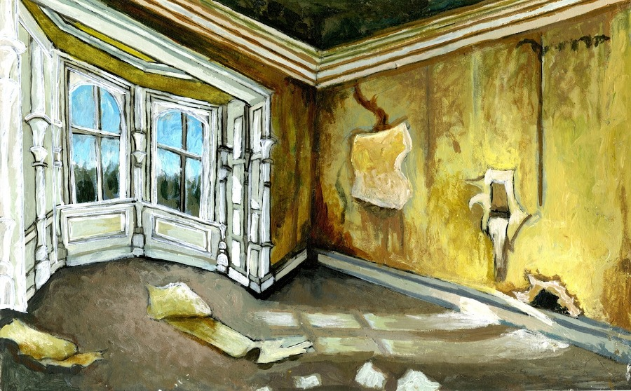 The Yellow Wallpaper by Charlotte Perkins Gilman ThingLink