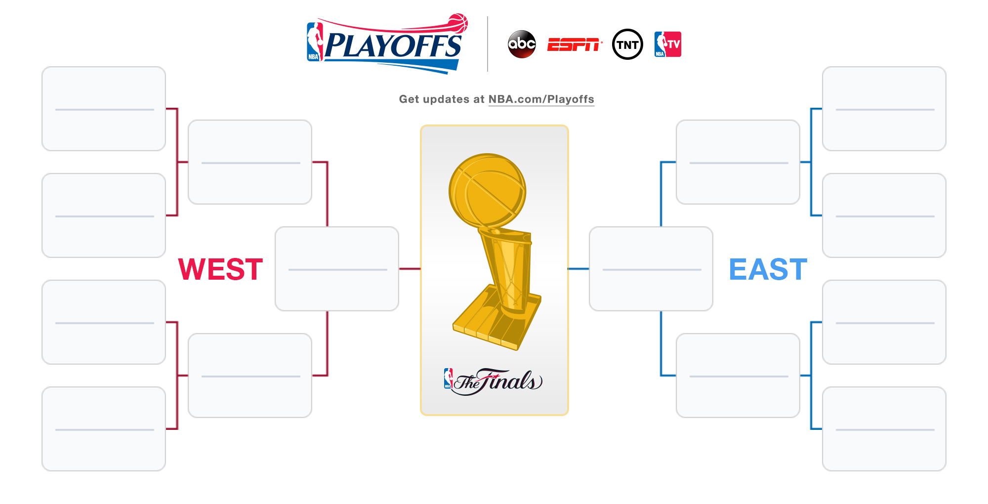 picture regarding Nba Playoff Bracket Printable named NBA Playoff Predictions