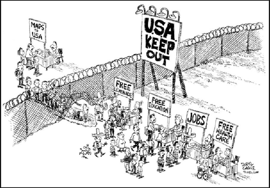 Immigration Act Of 1965 Limited The Number Of Immigrants