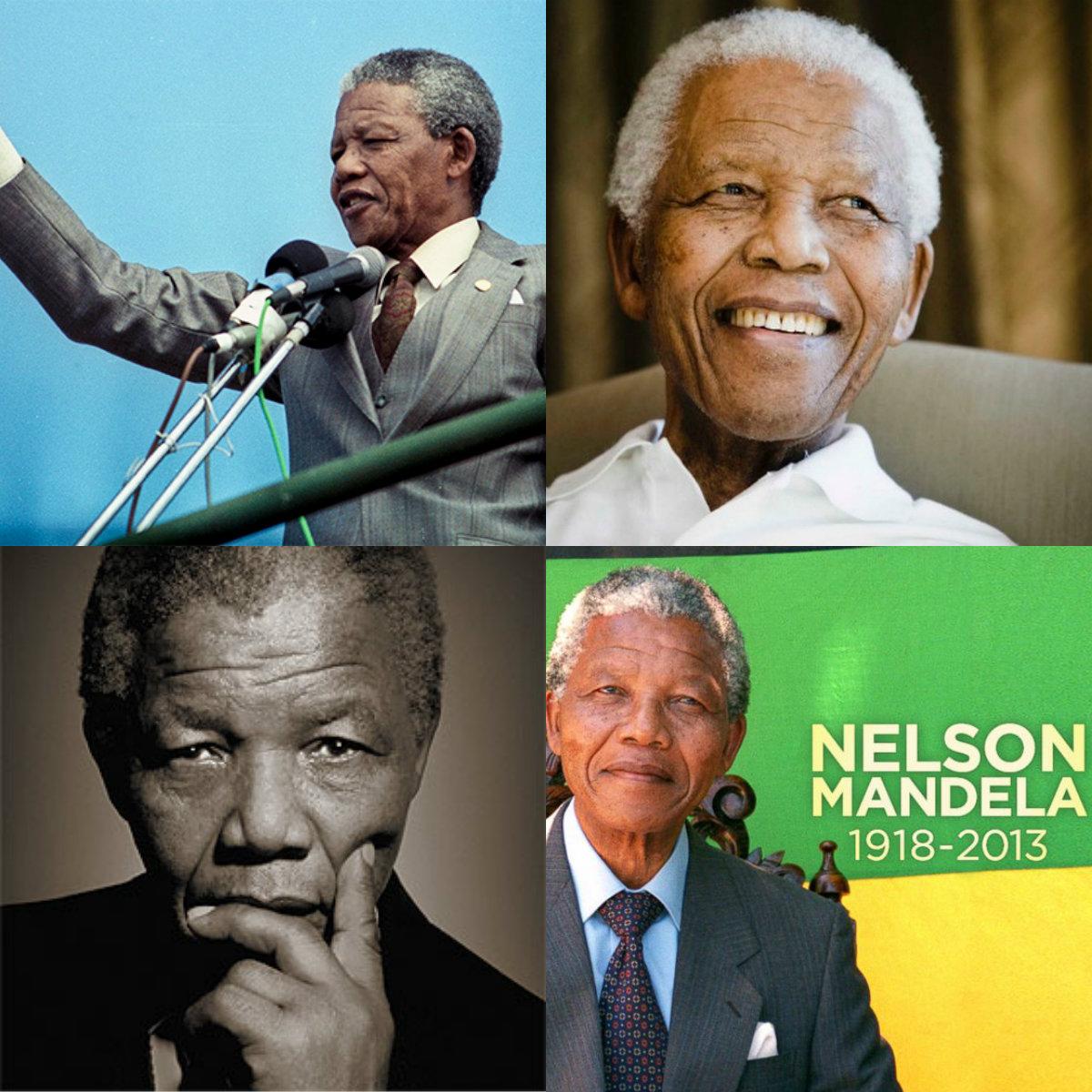 Pequeño Resumen De La Vida De Nelson Mandela Por Qué Ga