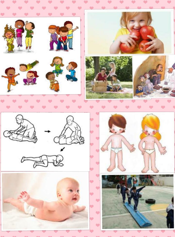 Desarrollo Psicomotriz del niño y la niña. 605d0ab2384