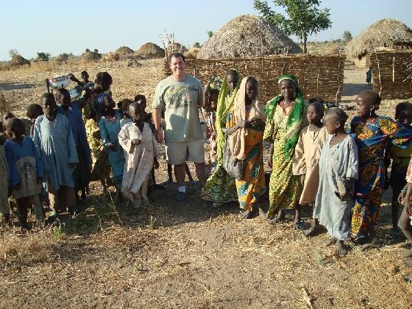 honeymoon to chad africa