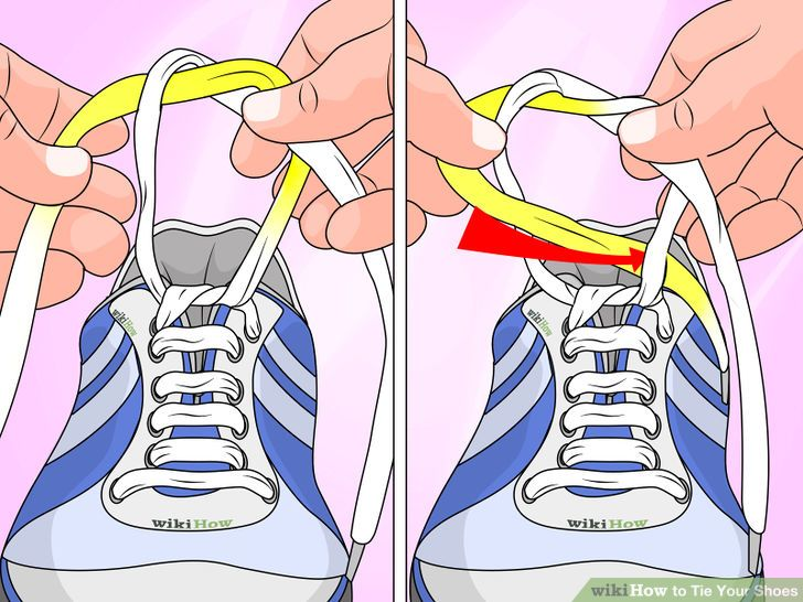 How To Tie Your Shoes Lessons Tes Teach Make learning