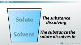 Solubility and partition coefficient