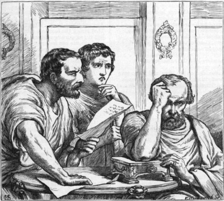 What does Brutus say about killing Marc Antony?