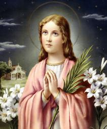 Image result for saint maria goretti
