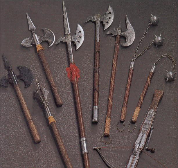 Картинки по запросу Средневековое оружие