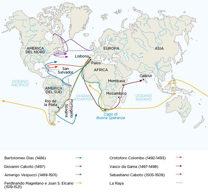 Cartina 1400.Cartina Interattiva 1400