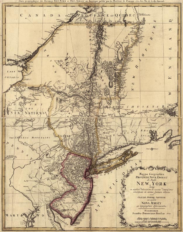 The New York Colony was one of the original 13 colonies l ...