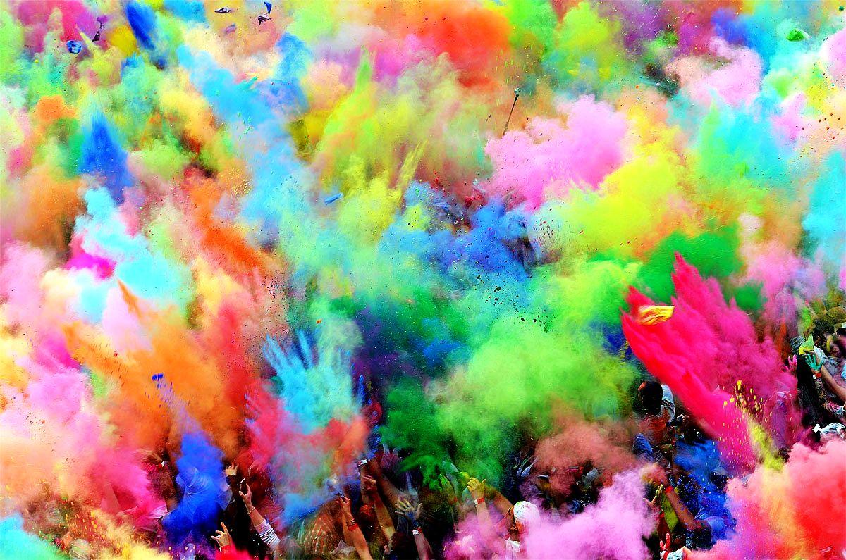 Как в шопе сделать нецветное цветным