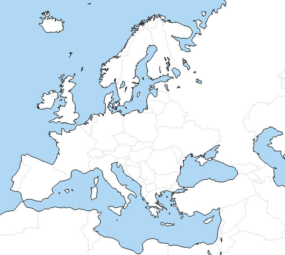 The Major World War 2 Battles In Europe
