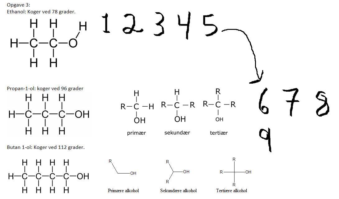 ethanol kogepunkt