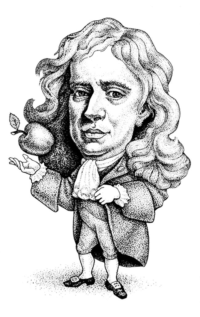 Isaac Newton 3