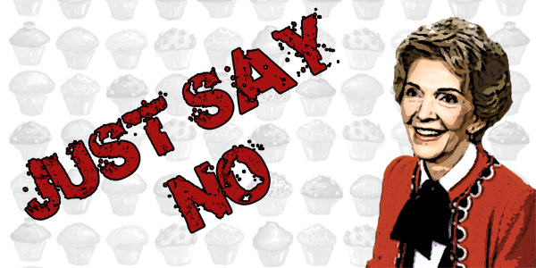 Image result for just say no meme