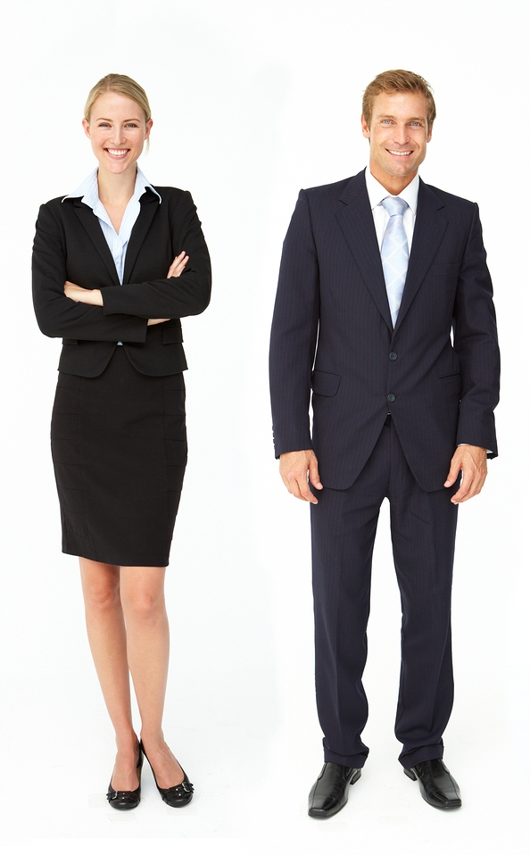 8faa513aa44 Professional attire (men and women)