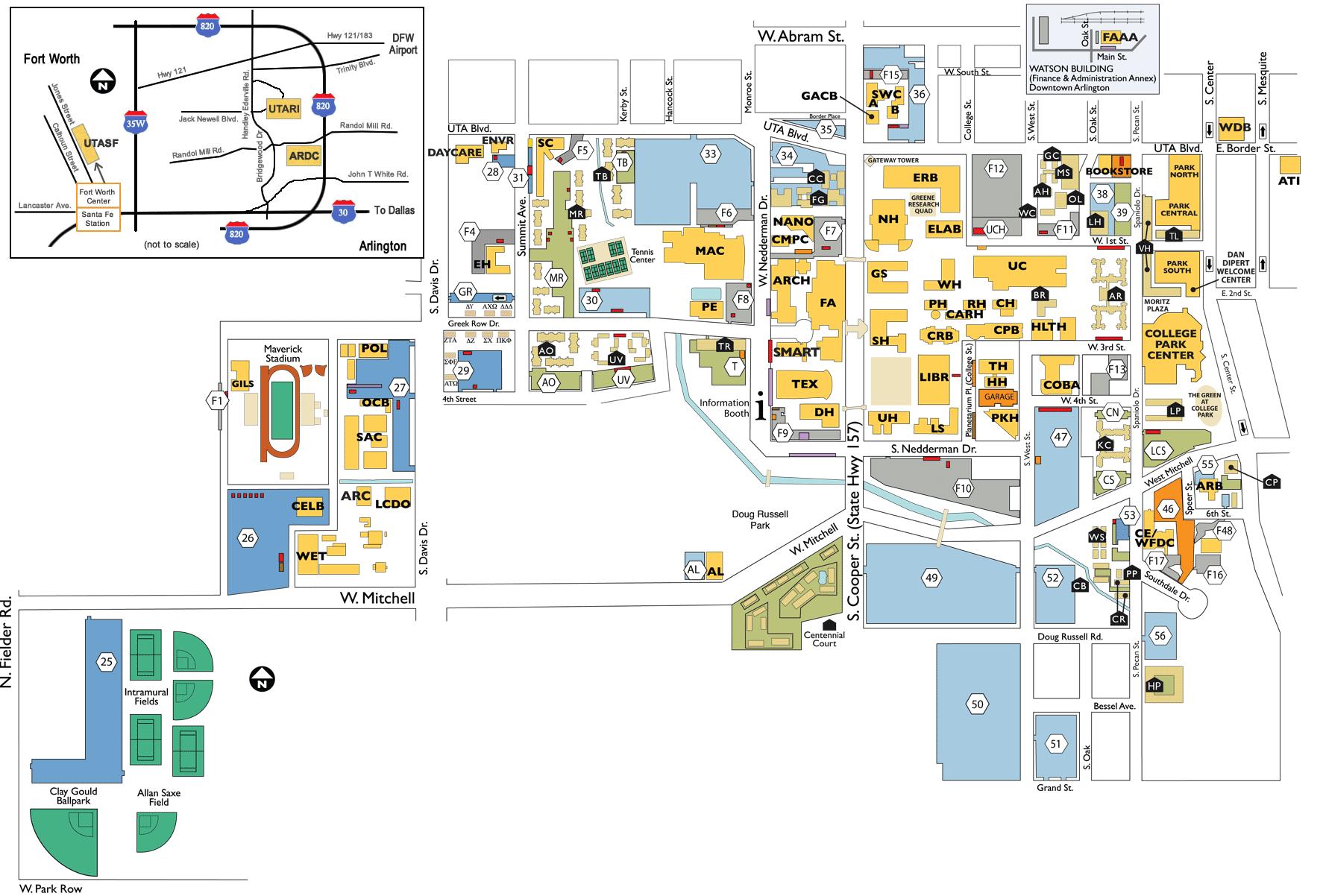 the university of texas at arlington thinglink