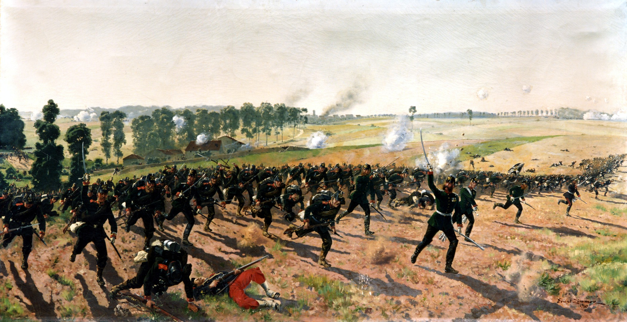 an analysis of the topic of warfare of franco prussian war The franco-prussian war marked the end of the influence of france over germany get a detailed analysis of the war in the following essay.