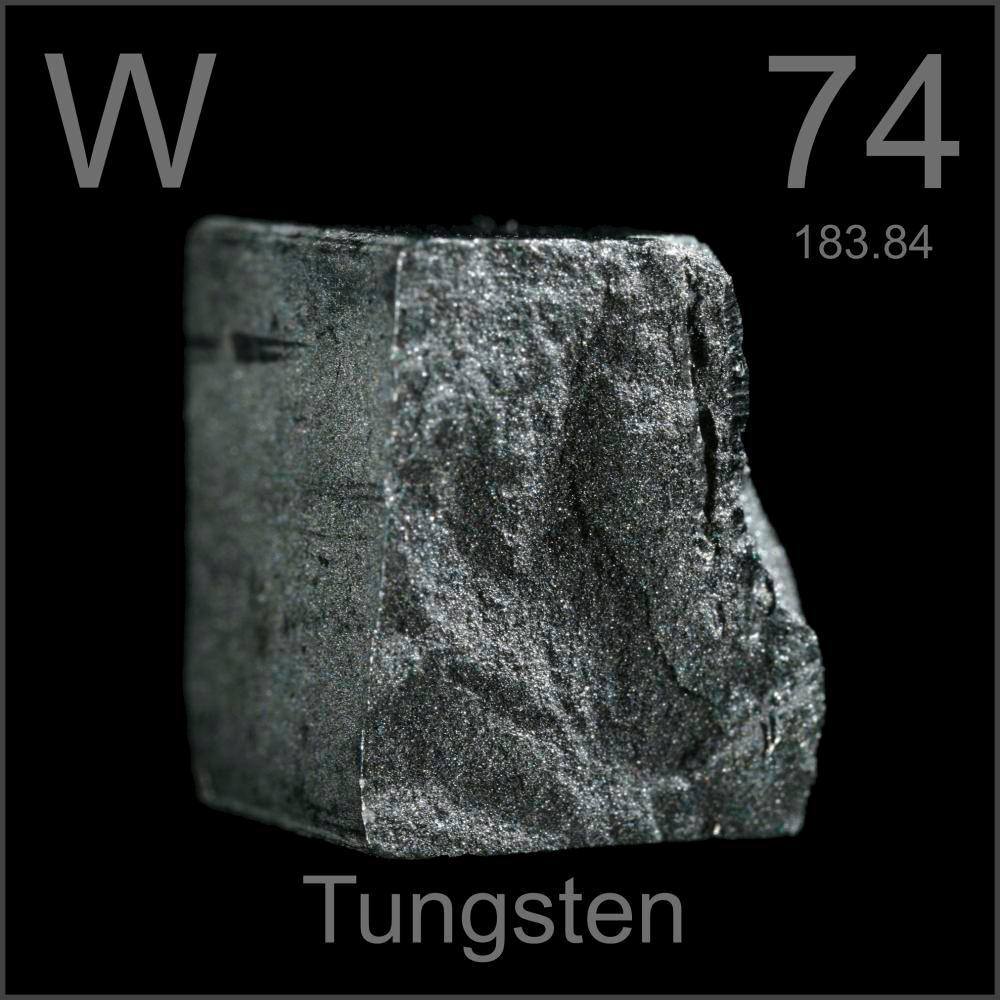 Tungsten Symbol