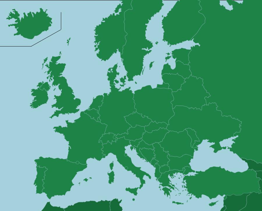 Mapa De Europa Png.Europa