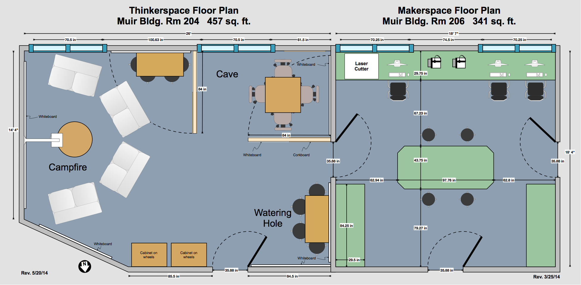 Laboratory Floor Plan Maker