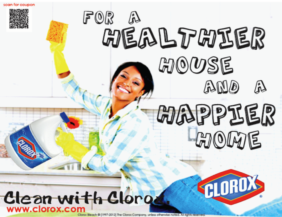 cleaning ad