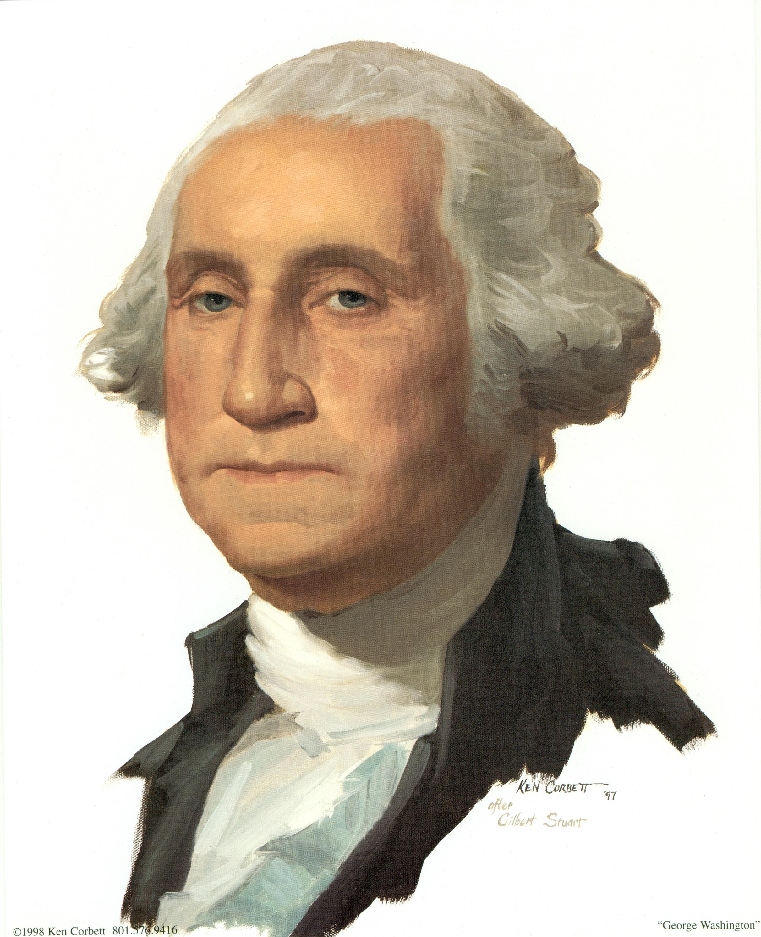 USA: george washington