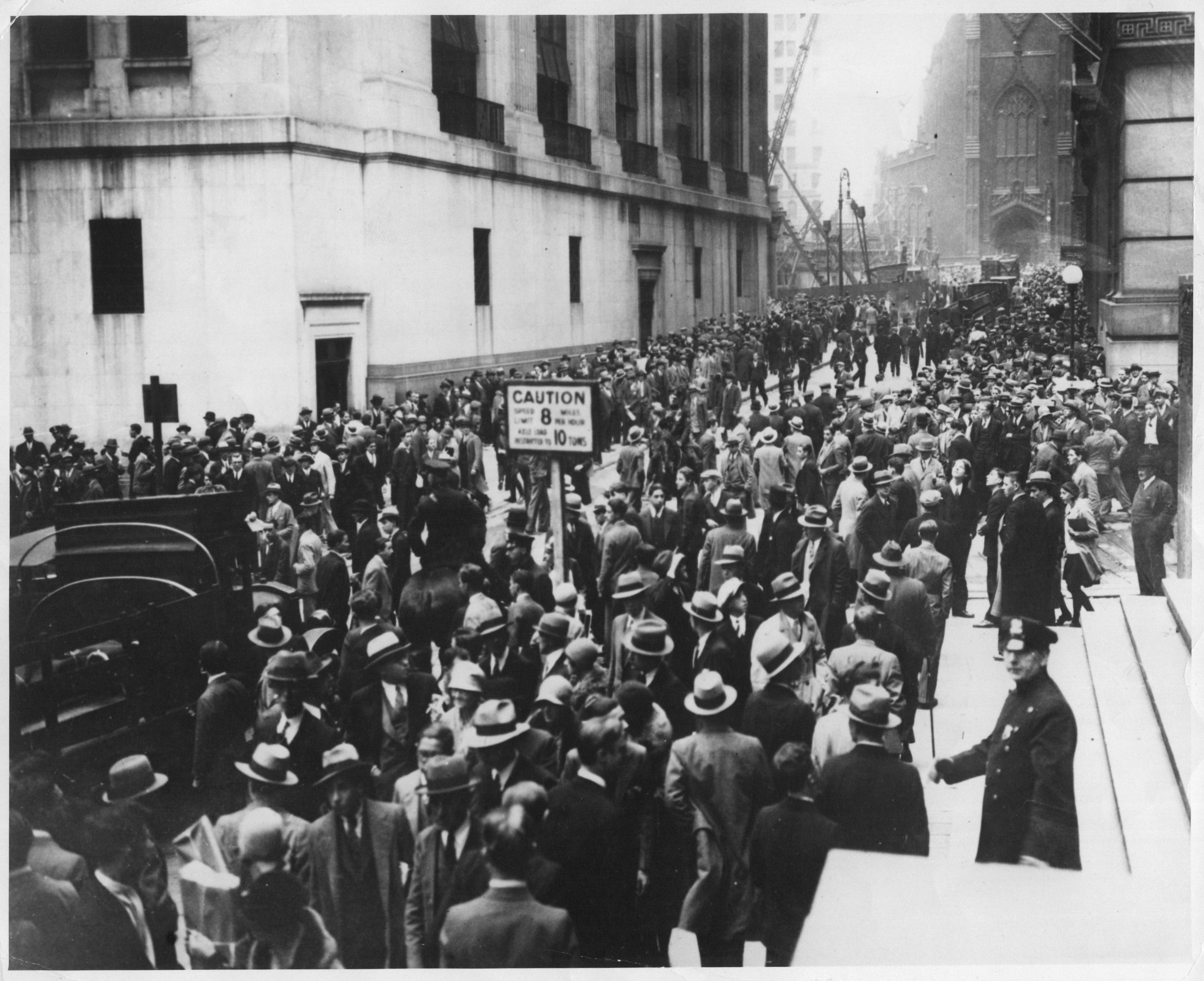 a history of the stock market in the united states The role of the great depression in the history of the united states of collapse in its history the stock market from the great depression.