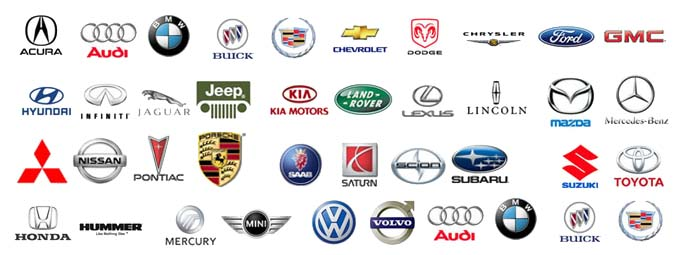 Alphabetic List A Z Of All Car Brands