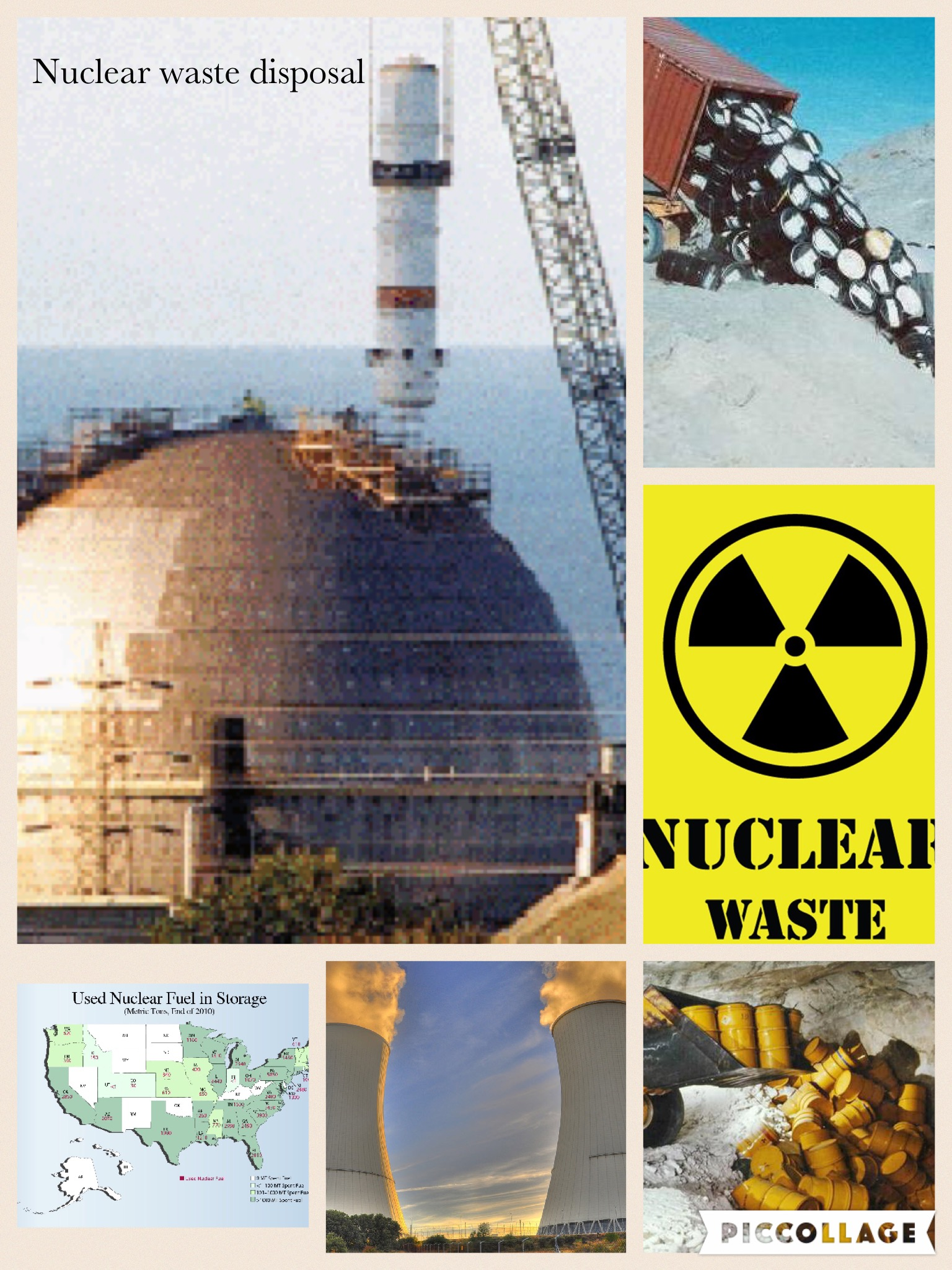 nuclear waste disposal how the concerned However, the disposal of nuclear waste by storage still has many concern, since the leakage of the nuclear waste may cause huge environmental disaster these techniques are still under development © xi xie.