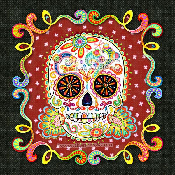 El Día de los Muertos - ThingLink