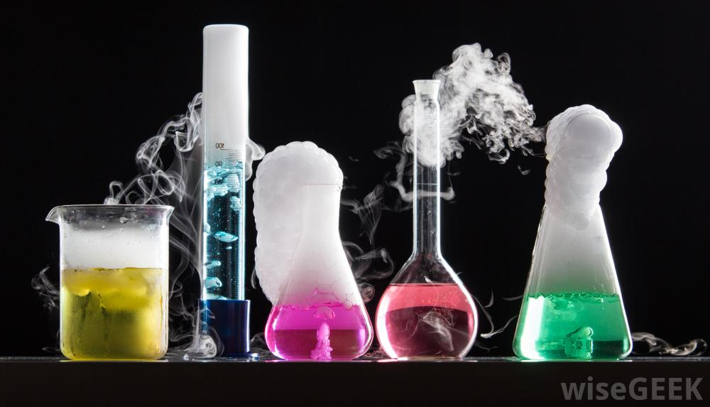 chemical reaction - ThingLink