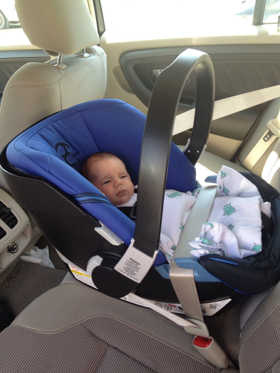 Graco Click Connect Car Seat Manual Review Installation Out Base