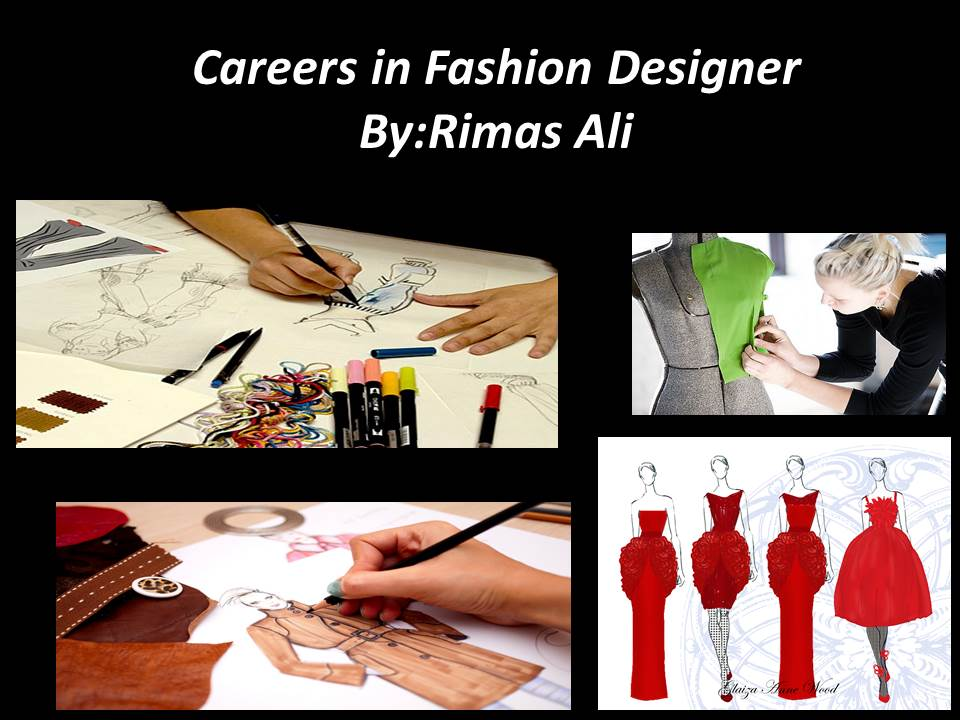 What Are The Duties Of A Fashion Designer 1 Design Cust